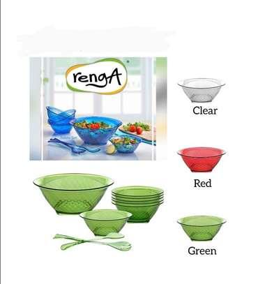 Salad Bowl Set*7 Piece*KSh 1500 image 1