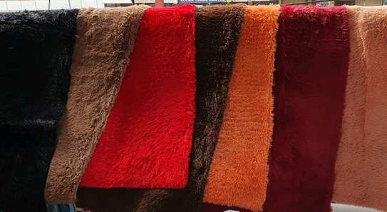 Fluffy Carpets-- variety of colors image 1