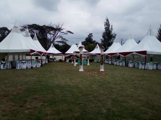 Tents for hire