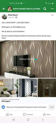 Wallpaper to decor your home image 2