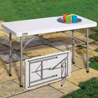 Foldable Long Tables ( New) image 4