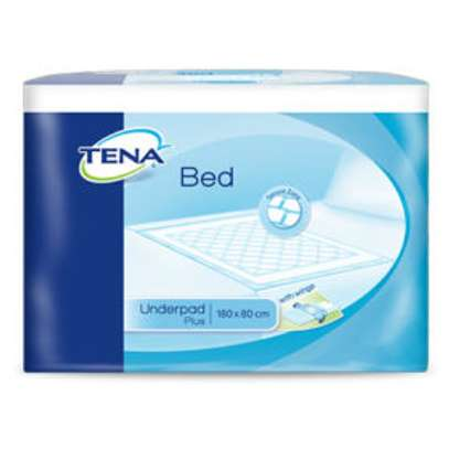 Tena Bed Plus Wings - 80 x 180 cm, Pack of 20 Sheets image 1