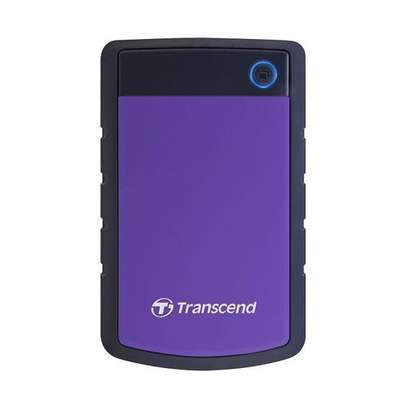 Transcend 4TB StoreJet 25H3 USB 3.1 External Hard Drive image 2