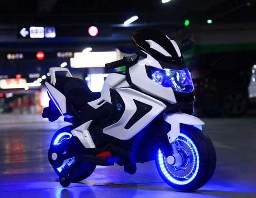 Kids electric powered motorbikes image 1