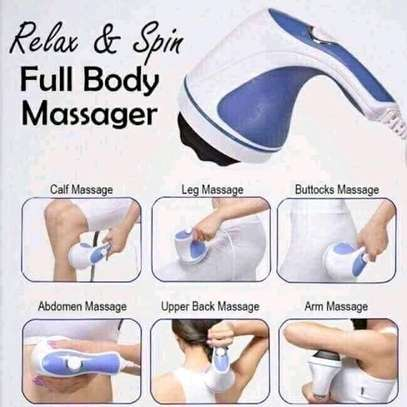 Relax and spin tone Massager image 1