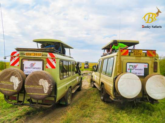 3 Days & 2 Nights Masai Mara Safari image 5