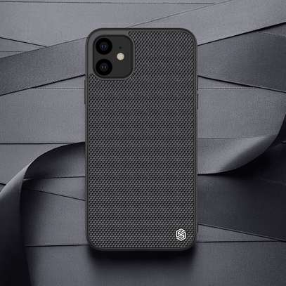 Nillkin Textured nylon fiber case for Apple iPhone 11 image 1
