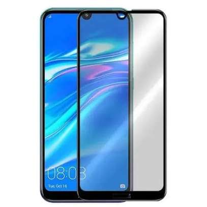 Huawei Y7 Prime (2019) 3D Full Tempered Glass Screen Protector image 1