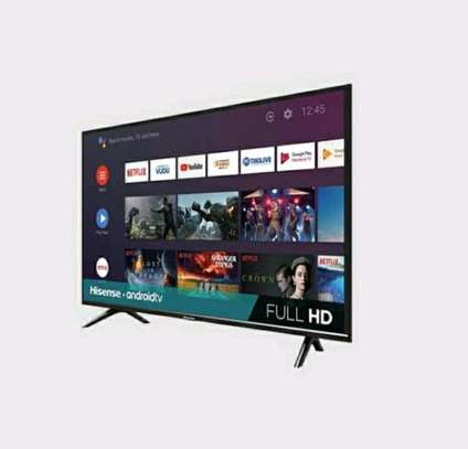 hisense 32 smart android TV image 1
