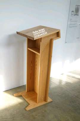 Church podiums/conference podiums image 1