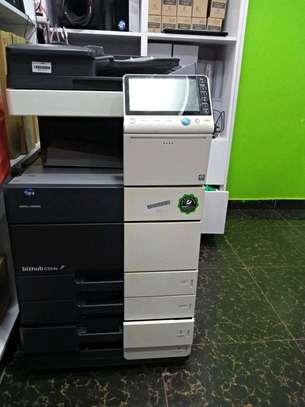 Famous konica minolta c554 colored machine image 1