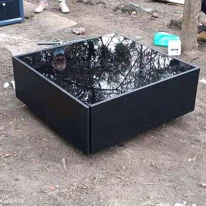 Stylish Black Coffee Table image 3