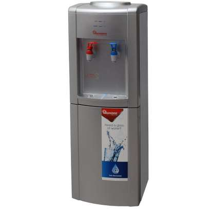 HOT AND NORMAL FREE STANDING WATER DISPENSER- RM/576 image 1