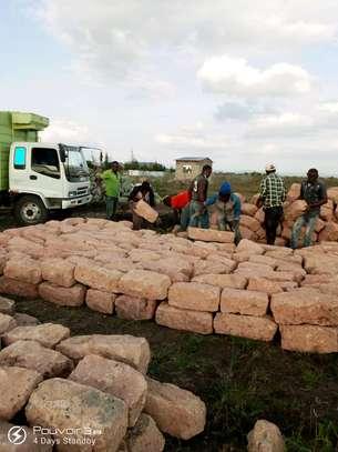 Hand cut stones, Hardcores, Mchongo and Murram image 8