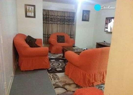 7 seater orange sofa covers image 1