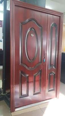 Steel Security Doors(1 1/2){Double Door} image 2