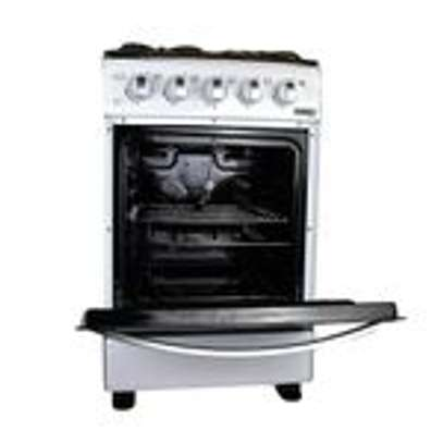 Redberry RSC711 - Free Standing 4 Burner Gas Oven - White image 2