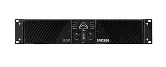 CREST AUDIO CPX2600 Amplifier image 1