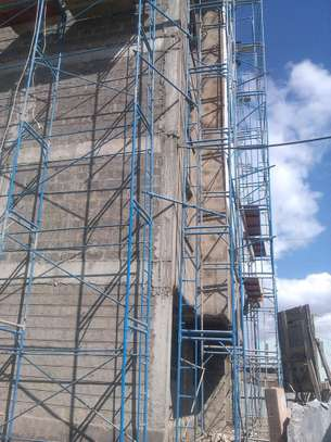 Scaffolding Materials for hire image 1