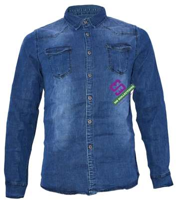 Brand new denim shirts