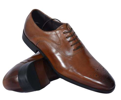 Tarn Brown Shoe