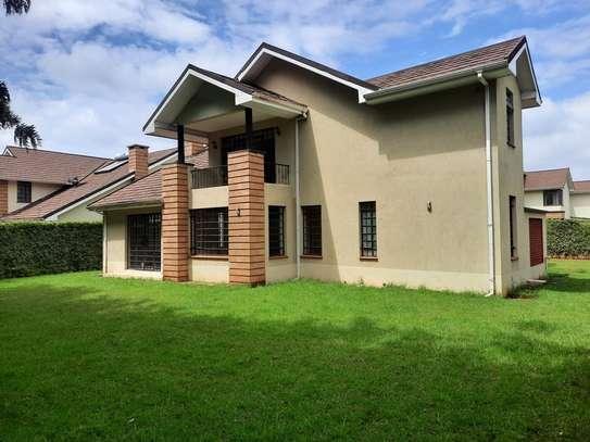 4 bedroom townhouse for rent in Kitisuru image 20