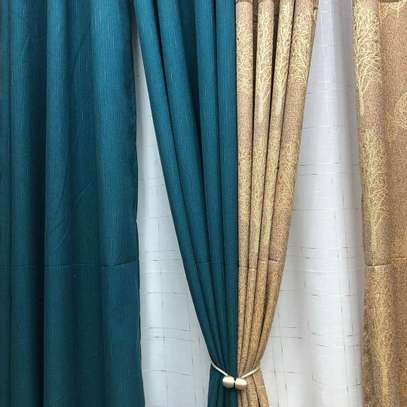 PLAIN SHEERS AND CURTAINS PER METER image 8