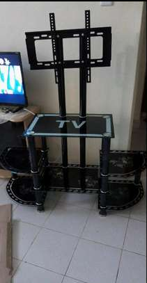Home tv stand with brackets X12D image 1