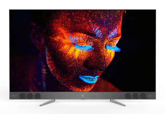 QLED Smart TCL Android:C715-55 Inches TV