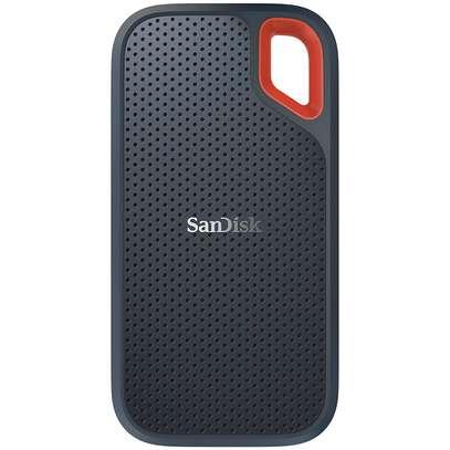 SanDisk 1TB Extreme Portable External SSD - USB-C, USB 3.1 image 1