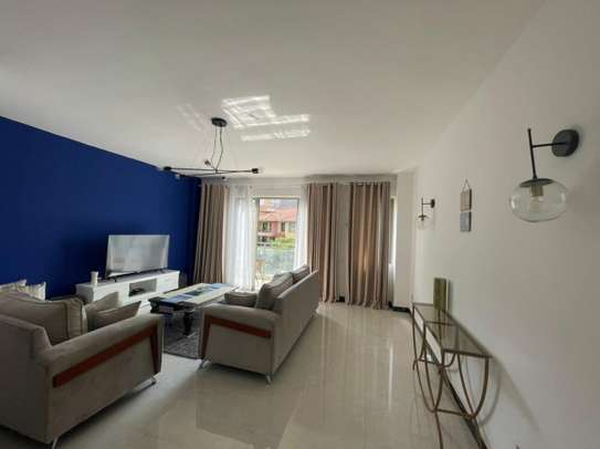 Furnished 2 bedroom apartment for rent in Kileleshwa image 2