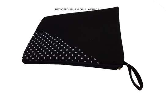 Polka Dot  Make Up Accessories Pouch image 1