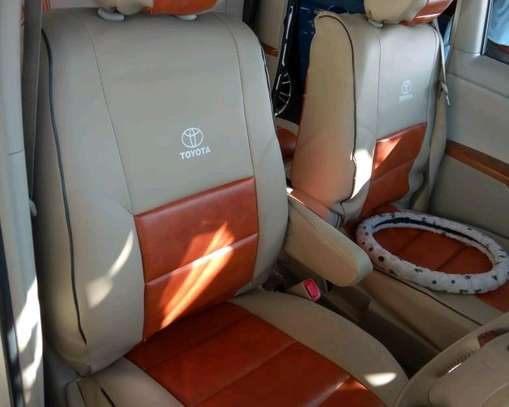 Kilimani Car Seat Covers image 8