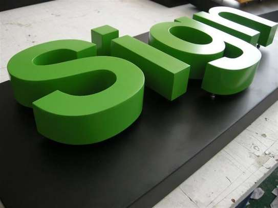 Office Signs/ Light Box Signs and  3D signs