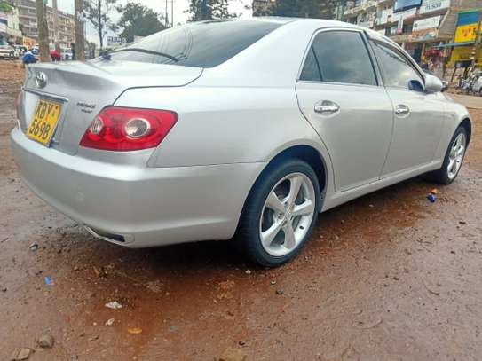 Toyota Mark X 2006 Model