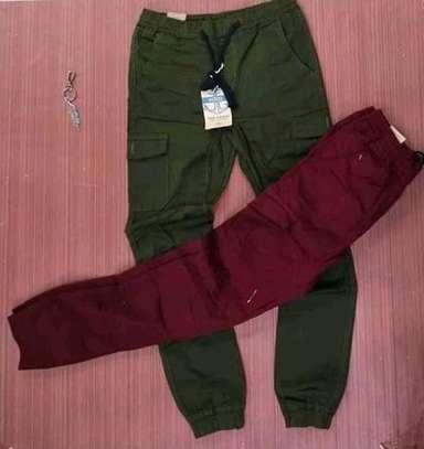 Carg pants kid's image 3