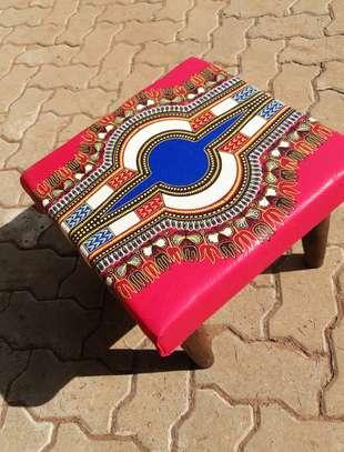 Foot stools image 1