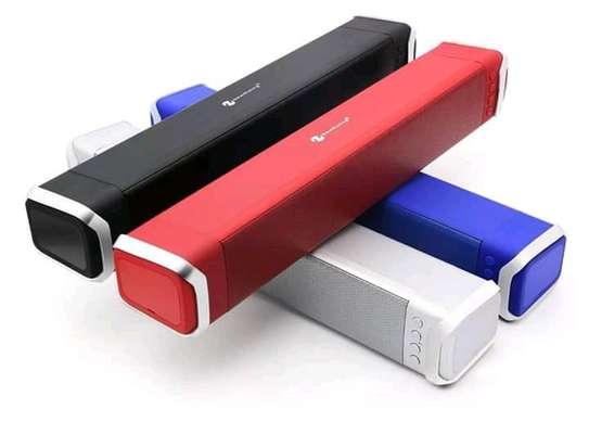 Sound bar Bluetooth speaker image 1