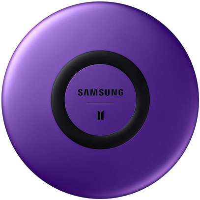 Samsung BTS Official Fast Wireless Charging Pad Slim 9W image 2