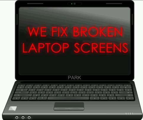 Laptop Screen Replacement image 1