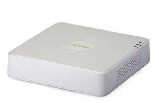 4 Channel Hikvision Dvr-720p-plastic image 2