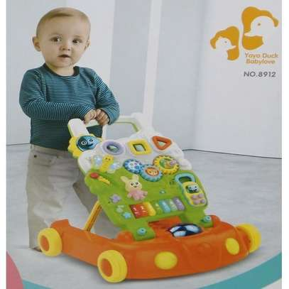 Babynkids Piano Activity Baby Walker image 1