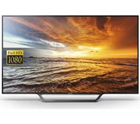 "Sony 40W650D - 40"" - Full HD Digital LED Smart TV - Black"