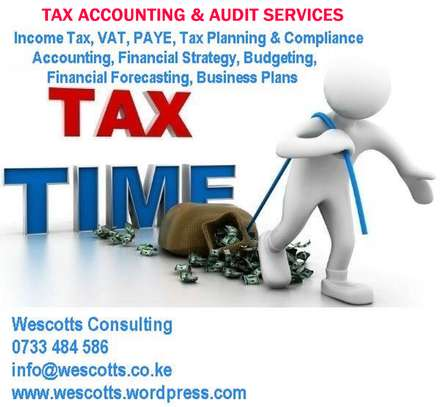 Tax Accounting Audit Services