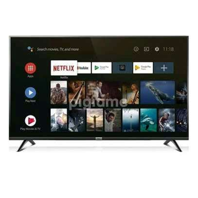 TCL 32 inches Smart LED Android TV with Google -32S68SA image 1