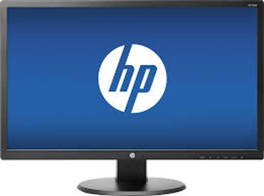 HP 24 inch Wide  Monitor image 2