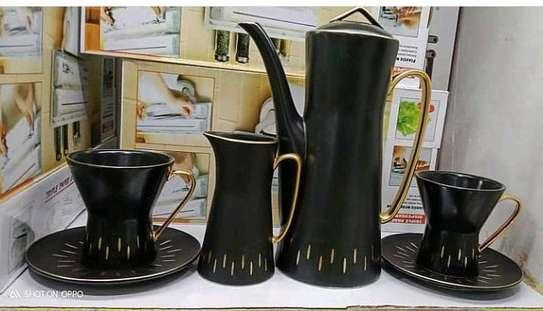 Ceramic luxury teaset image 1