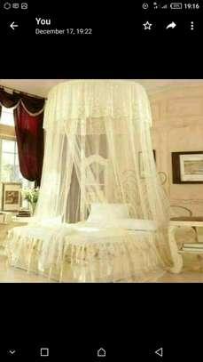 Circular mosquito nets image 3