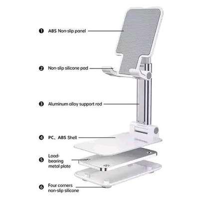 Desktop phone stand holder image 2