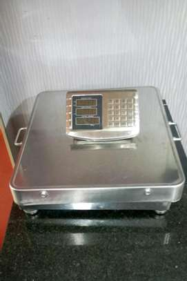 600kgs Bluetooth scale image 1